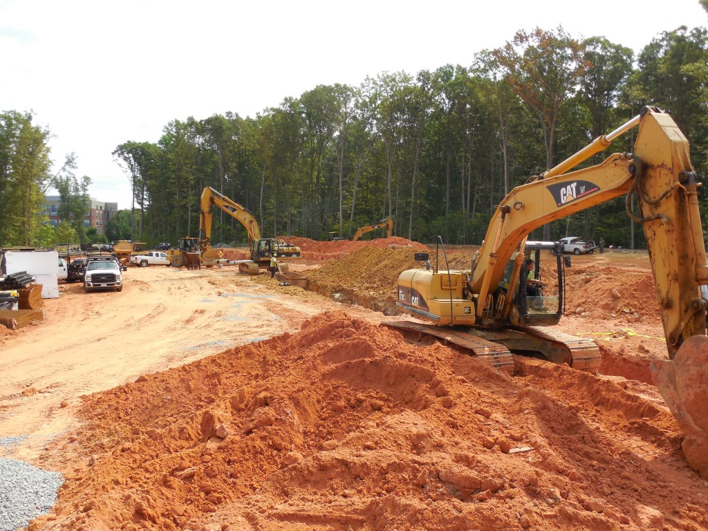 <span>View Current<br/> Projects</span> <span>View Gallery<br/> </span>: Memory Center:<br/>Midlothian, VA